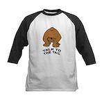 Cute Bear Kids Baseball Jersey
