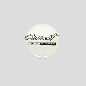 Coronet Mini Button