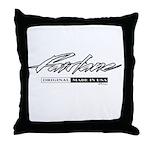 Fairlane Throw Pillow