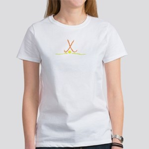 Girlz make passes Women's T-Shirt