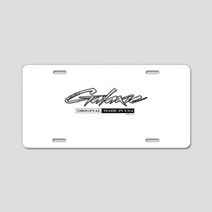 Galaxie Aluminum License Plate
