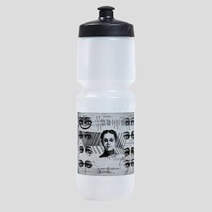Eye Chart Sports Bottle