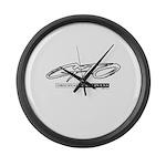 GTO Large Wall Clock
