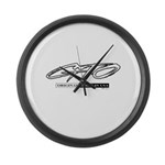 GTO Large Wall Clock