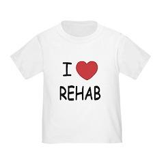 I heart rehab T
