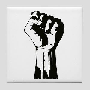 Fist Tile Coaster