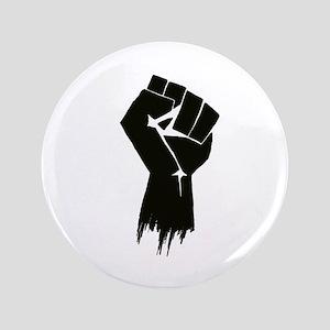 "Rough Fist 3.5"" Button"