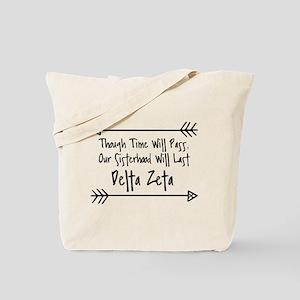Delta Zeta Sisterhood Tote Bag