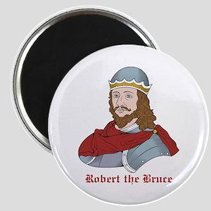 "Robert The Bruce 2.25"" Magnet (10 pack)"
