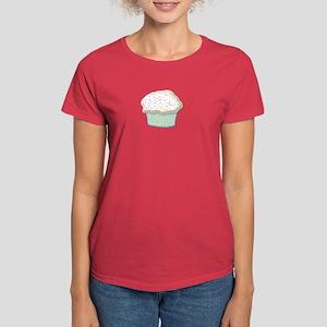 Confetti Cupcake Women's Dark T-Shirt