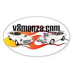v8monza logo Sticker