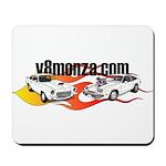 v8monza logo Mousepad