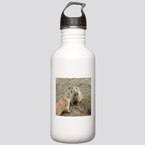 The Kiss Stainless Water Bottle 1.0L