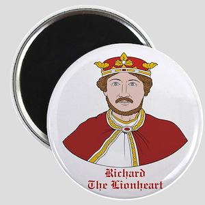"Richard the Lionheart 2.25"" Magnet (10 pack)"