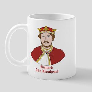 Richard the Lionheart Mug