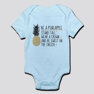 Be A Pineapple Body Suit