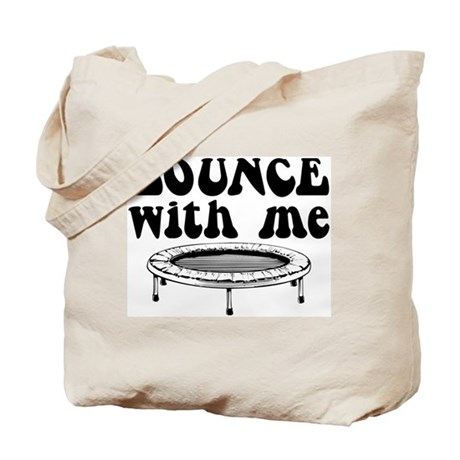 Bounce With Me Tote Bag