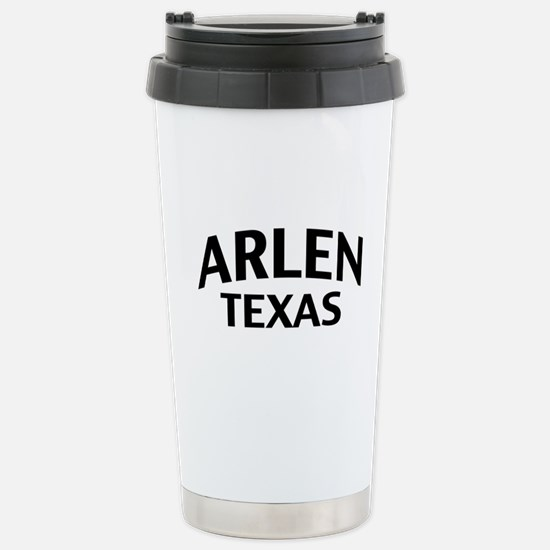 Arlen Texas Stainless Steel Travel Mug