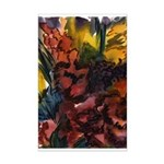 Floral Abstracts Mini Poster Print