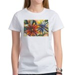 Bright Colored Daisies Women's T-Shirt