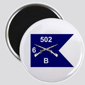B Co. 6/502nd Magnet