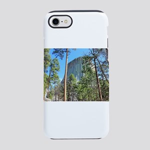 Devils Tower 1 iPhone 7 Tough Case
