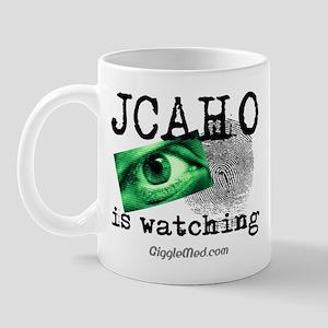 JCAHO Watching Mug