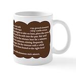 Hot Chocolate Recipe Mug