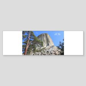 Devils Tower 3 Bumper Sticker
