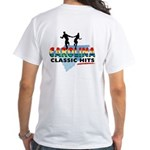 Carolina Classic Hits - 2-Sided Men's T-Shirt