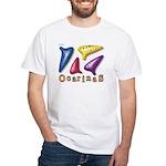 Ocarinas--White T-Shirt