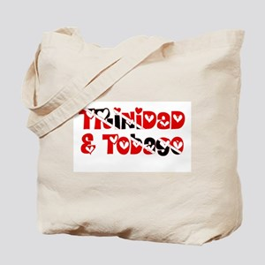 TNT Hearts Tote Bag