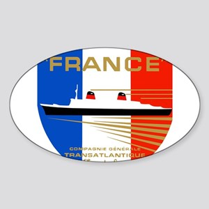 French Line 1 Sticker
