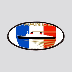 French Line 1 Patch