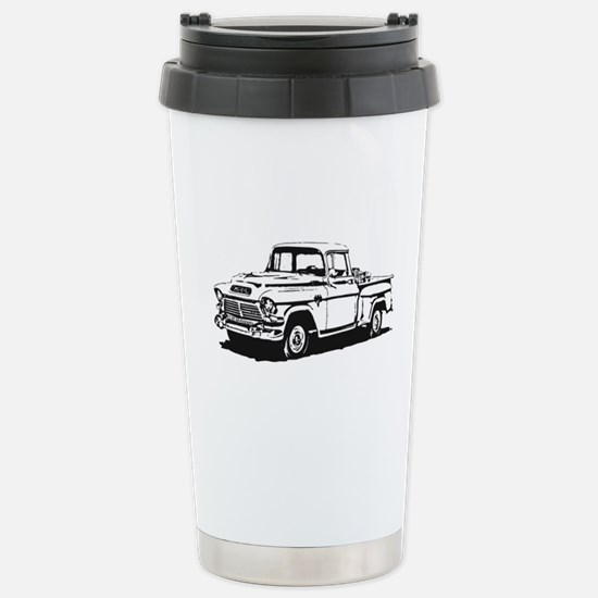 Old GMC pick up Stainless Steel Travel Mug