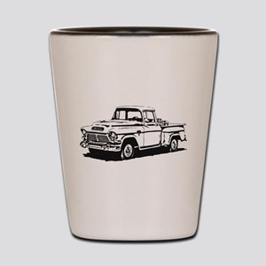 Old GMC pick up Shot Glass