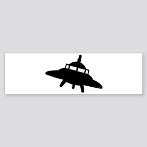 Ufo Sticker (Bumper)