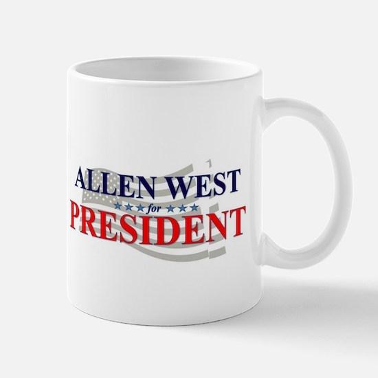 Cute Allen west for president Mug