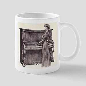 Vintage Woman Mug