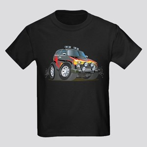 Cool Lada Niva Kids Dark T-Shirt