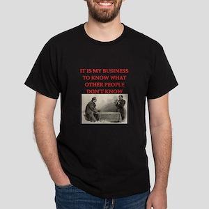sherlock holmes Dark T-Shirt
