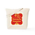 Masonic 911 Dispatcher Tote Bag