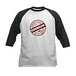 Premium Quality Stamp Kids Baseball Jersey