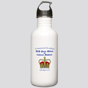 Royal Wedding Stainless Water Bottle 1.0L