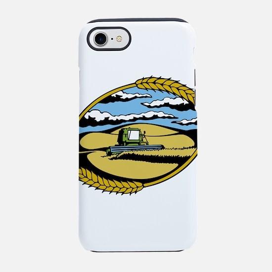 Farmer iPhone 7 Tough Case