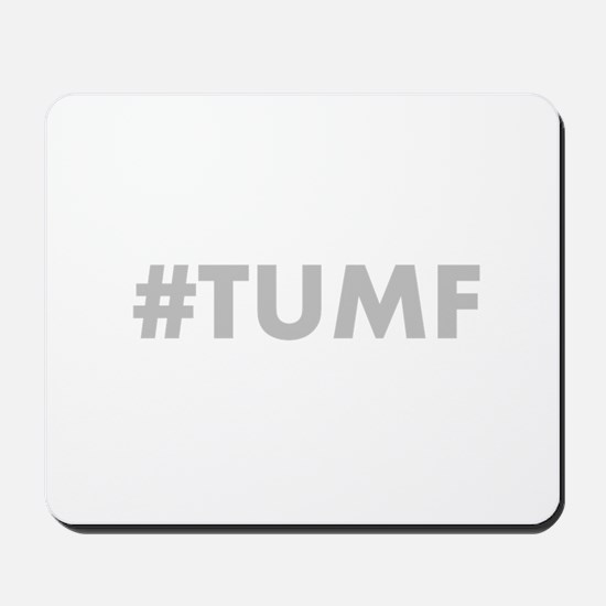 Thunder Up Mother F@@@er Mousepad