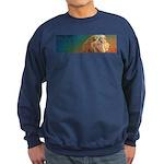 Quiet Lion Sweatshirt (dark)