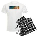 Quiet Lion Men's Light Pajamas