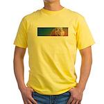 Quiet Lion Yellow T-Shirt