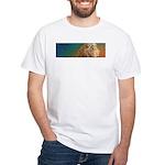 Quiet Lion White T-Shirt